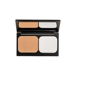 KORRES Corrective Compact Foundation Activated Charcoal SPF20 ACCF2 9.5g