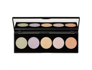 KORRES Colour-Correcting Palette Activated Charcoal 5.5g