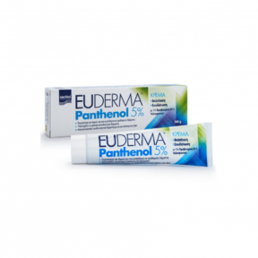 INTERMED Κρέμα Euderma Panthenol 5% 100g