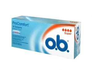 JOHNSON & JOHNSON O.B. ProComfort Super 16Τεμ