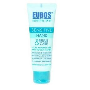 EUBOS Sensitive Repair & Care Κρέμα Χεριών 75ml