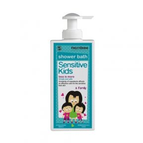 FREZYDERM Sensitive Kid's Shower Bath 200ml