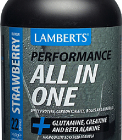 LAMBERTS ALL-IN-ONE (ΓΕΥΣΗ ΦΡΑΟΥΛΑΣ) 1450gr