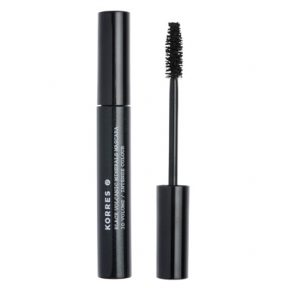 KORRES Black Volcanic Minerals Mascara 3D Volume No2 Brown