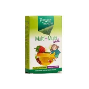 POWER HEALTH Multi+Multi Kids 30 Tabs
