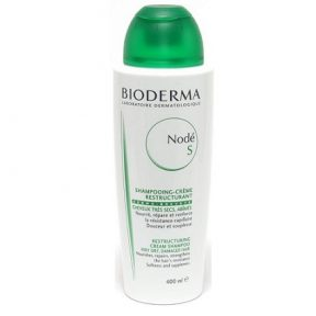 BIODERMA NODE S Shampooing-Creme Restructurant 400ml