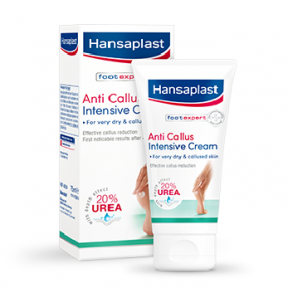 HANSAPLAST ANTI CALLUS FOOT CREAM 75ml
