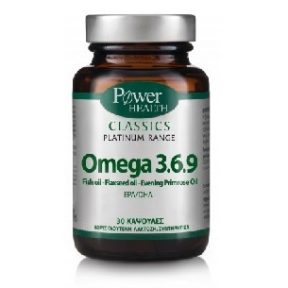 POWER HEALTH Platinum Classics Omega 3.6.9 30Caps