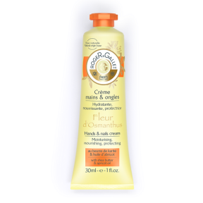 ROGER & GALLET Fleur d' Osmanthus Hand and Nails Cream 30ml