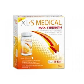 XL-S MEDICAL Max Strength 120tabs