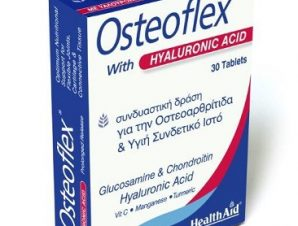 HEALTH AID OsteoFlex with Hyaluronic Acid 30 Tabs