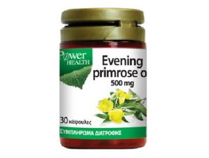 POWER HEALTH EVENING PRIMROSE OIL 500mg 30caps