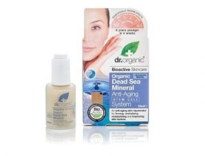 Dr ORGANIC Dead Sea Mineral Anti-Aging System 30ml