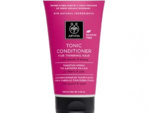 APIVITA Tonic Conditioner For Thinning Hair 150ml