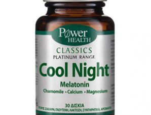 POWER HEALTH Platinum Classics Cool Night 30Caps
