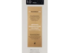 KORRES Abyssinia superior gloss colorant 1.0 Μαύρο 1,70Fl. Oz.50mL