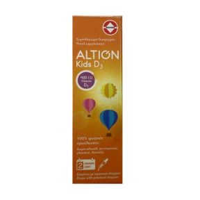 ALTION KIDS D3 400IU 20ml