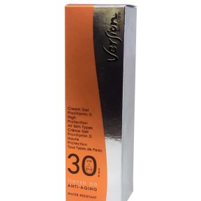 VERSION Sun care tinted DD anti-aging SPF30 50ml