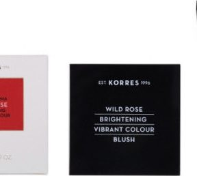 Korres Wild Rose Brightening Blush No.18 5.5g