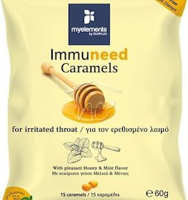 My Elements Immuneed Caramels 60gr