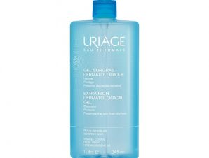 URIAGE Extra-Rich Dermatological Gel Face&Body 1lt