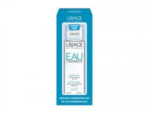 URIAGE EAU THERMALE Water Cream All Skin Types& Δώρο Water Sleeping Mask 15ml